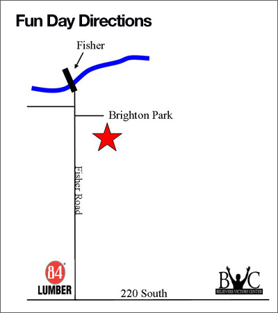 Brighton Park Directions