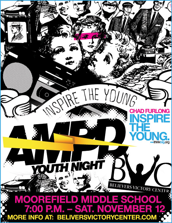 AMP'D Youth Night